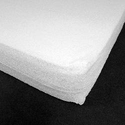 Funda de colchón rizo
