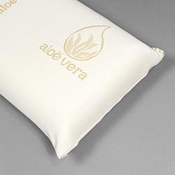 Almohada viscoelástica Aloe Vera