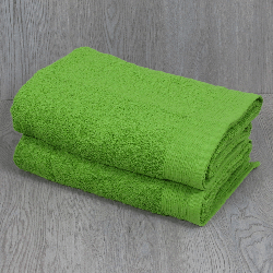 Toalla 450 grs verde